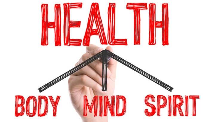 health = mind, body, & spirit